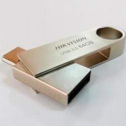 HIKVISION M100C OTG USB Type-C+USB 3.0 64GB, Metal Housing