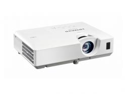 Hitachi WXGA, 3000 ANSI, 10.000:1, 10.000 ore, HDMI, VGA, USB, opt WIFI, retea RJ-45, difuzor 16W