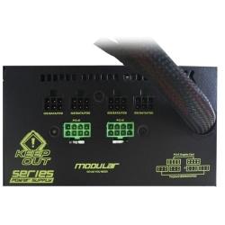 KEEPOUT 900W GAMING PSU/14CM/PFC ACT/85 Modulara