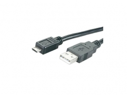 MediaRange cablu USB 2.0 to MicroUSB 1.2m, black