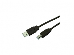 MediaRange Printer Connection Cable 1.8M, usb 2.0 , black