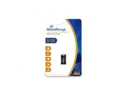 MediaRange USB 2.0 nano flash drive, 8GB