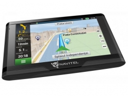 NAVITEL E500 AUTO GPS Navigation 5 inch FULL EU w/Magnetic holder