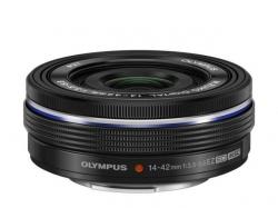 Obiectiv Foto Olympus M.ZUIKO DIGITAL 14-42mm Negru