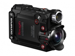 Olympus TG-Tracker Black