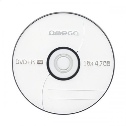 OMEGA DVD+R 4.7GB 16X Shrink 50