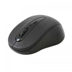 OMEGA MOUSE OM-416 WIRELESS 800-1200-1600DPI BLACK/BLACK [43163]
