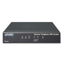 Planet 30 User Asterisk base Advance IP PBX with 2-Port FXO built-in, Proxy Server-SIP2.0