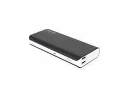 PLATINET POWER BANK 10000mAh 2xUSB@5.0V 1A&2.1A BLACK
