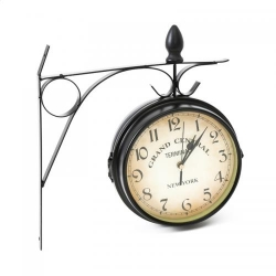 PLATINET ZEGAR STATION WALL CLOCK