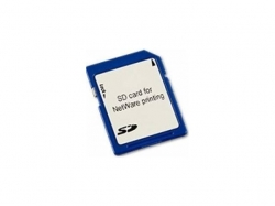 Ricoh SD card for NetWare printing Type P4