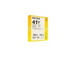 Ricoh Yellow Gel High Yield GC 41Y (2200 prints)