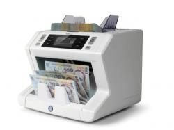 Safescan 2650 Numarator de bancnote automat cu detectie contrafacute UV, MG si dimensiune Viteza de