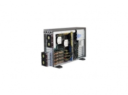 SERVER SYSTEM 4U SATA BLACK/7047GR-TPRF-FM409 SUPERMICRO