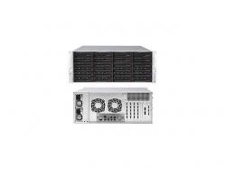 SERVER SYSTEM 4U SATA/SAS/SSG-6047R-E1R24L SUPERMICRO