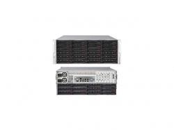 SERVER SYSTEM 4U SATA/SSG-6047R-E1R36N SUPERMICRO