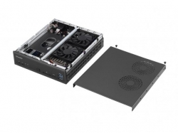 Shuttle Slim-PC Barebone DH270 LGA 1151 BLACK