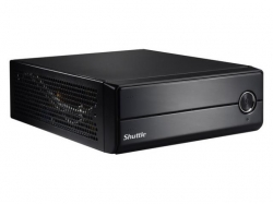 Shuttle Slim-PC Barebone XH170V Black