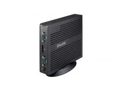 Shuttle Slim-PC Barebone XS36V5  Intel Celeron  N3050 fanless
