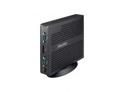Shuttle Slim-PC Barebone XS36V5  Intel Celeron  N3050 fanless