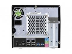 Shuttle XPC Barebone Black SZ270R9 Chipset Intel Z270, Socket 1151