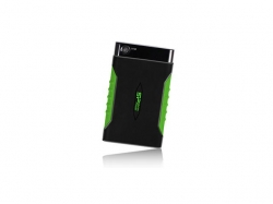 Hard Disk Portabil Silicon Power Armor A15 1TB, black, 2.5inch