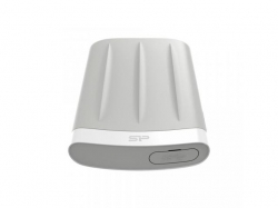 Hard disk portabil Silicon-Power Armor A65M 500GB, Grey, 2.5 inch pentru MAC