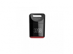Stick memorie Silicon Power Touch T06 32GB, USB 2.0, Black