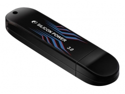 Stick Memorie Silicon Power Blaze B10, 8GB, USB 3.0, Blue