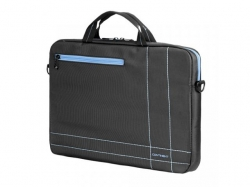 Sumdex Continent Notebook case 15.6   Grey-blue