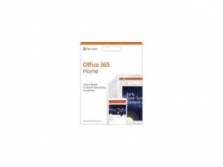 SW RET OFFICE 365 HOME/ENG 1Y P4 6GQ-01076 MS