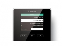 TimeMoto TM-616  Solutie completa  sistem de pontaj Include software PC /  optional TimeMoto Cloud P