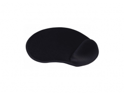 TNB BLACK ERGO-DESIGN MOUSE PAD