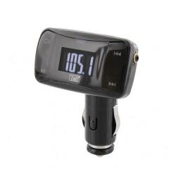 TNB FM Transmitter with MP3 player - Black