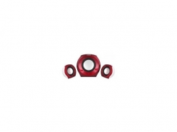 TNB TNB 2.1 multimedia speaker set  inch juke inch  - 20w RED
