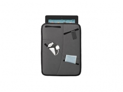 TRUST 10 inch Multi-pocket Soft Sleeve for tablets