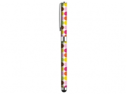 TRUST Byloo Stylus & Ballpoint Pen - dots