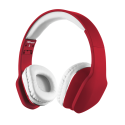 TRUST UR MOBI HEADPHONE - RED