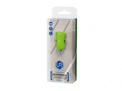Trust  UR Smartphone car charger - lime
