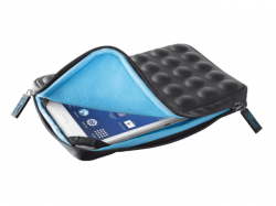TRUST Weather proof Bubble Sleeve for 7-8 inch tablets
