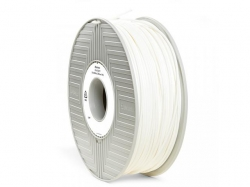 VERBATIM 3D PRINTER FILAMENT PLA 2.85MM 1KG WHITE