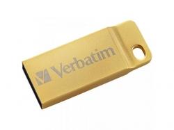 Verbatim Metal  Executive USB 3.0 Drive Gold 32GB