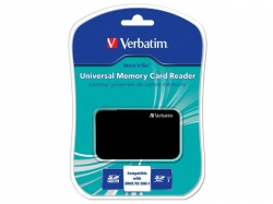 Verbatim  UNIV USB MEMORY CARD READER
