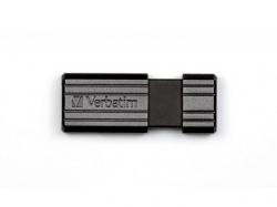 Stick Memorie Verbatim Store 'n' Go PinStripe 8GB, USB 2.0, black