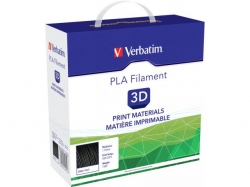 VERBATIM VERBATIM 3D PRINTER FILAMENT PLA 1.75MM 750G BLACK