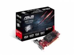 VGA PCIE16 R5 230 2GB GDDR3/R5230-SL-2GD3-L ASUS
