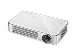 Videoproiector LED HD Qumi Q6, 800 Lumeni, Alb