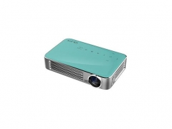 Videoproiector LED HD Qumi Q6, 800 Lumeni, Albastru