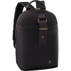 Wenger, Alexa 16 Women's Backpack, Black/Floral ( R )