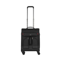 Wenger Deputy, 20 inch Carry-on, Black/Black ( R )